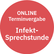 Online-Terminvergabe für unsere Infekt-Sprechstunde